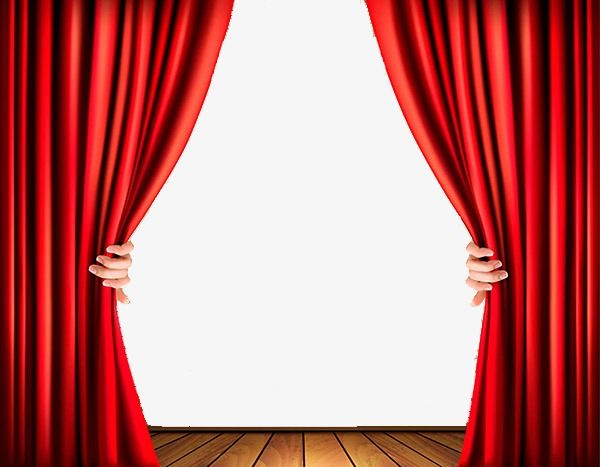 High Grade Red Curtain Vector Stage Kicked Off Hand Png Transparent Clipart Image And Psd File For Free Download Curtains Vector Red Curtains Curtains