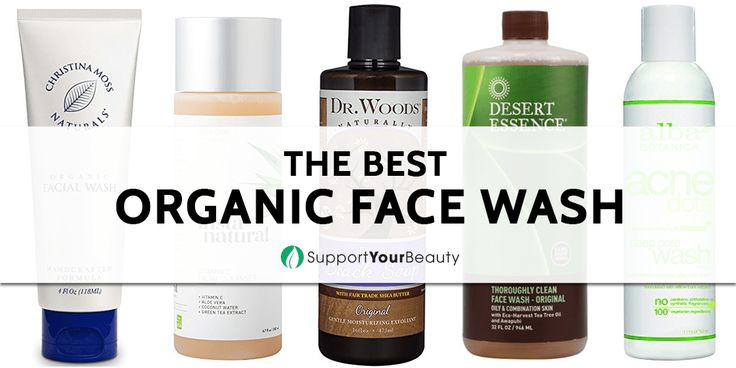 The Best Organic Face Wash – 2017 Reviews & Top Picks - Check it out here http://rebrand.ly/ah4o on Support Your Beauty! #FaceWashes #beauty