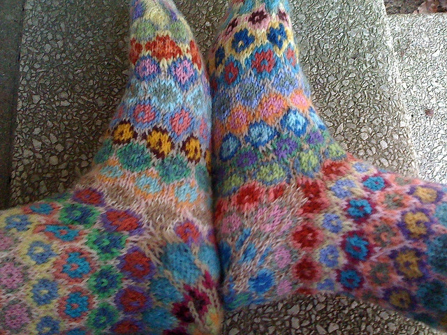 Kaffe/Turkish Socks
