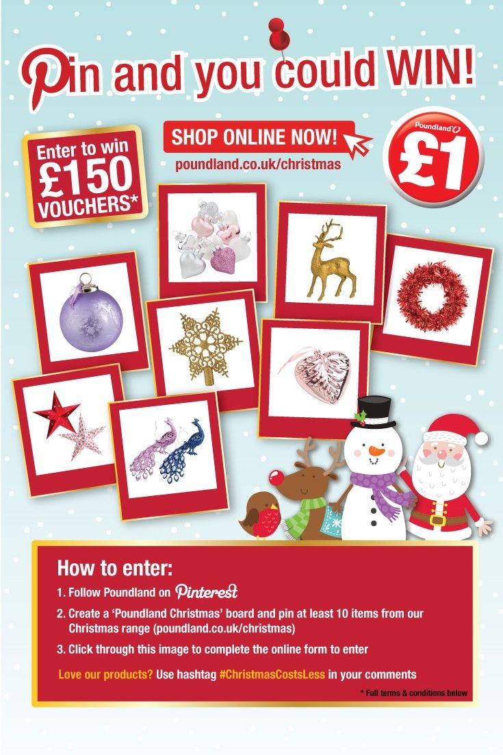 White apron poundland - Pin And You Could Win 150 Poundland Vouchers Follow The Instructions On This Image