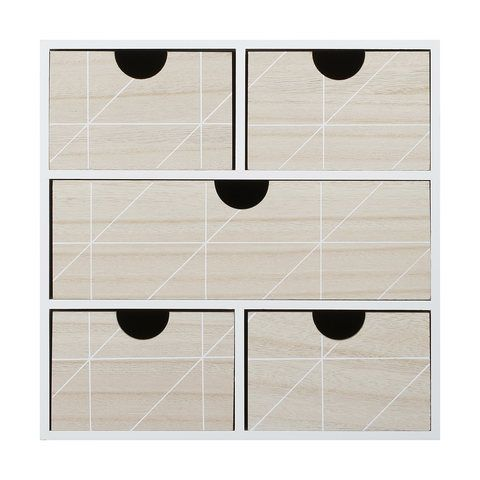 White Drawers | Kmart