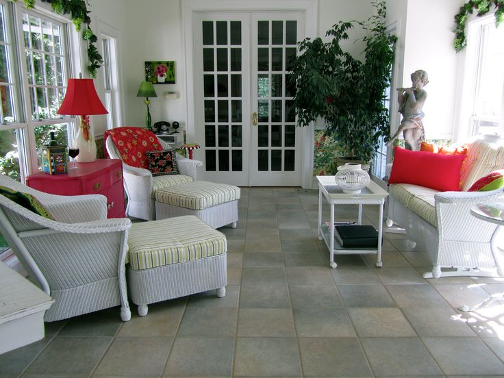 Breezeway our home becolorful pinterest best for Detached sunroom