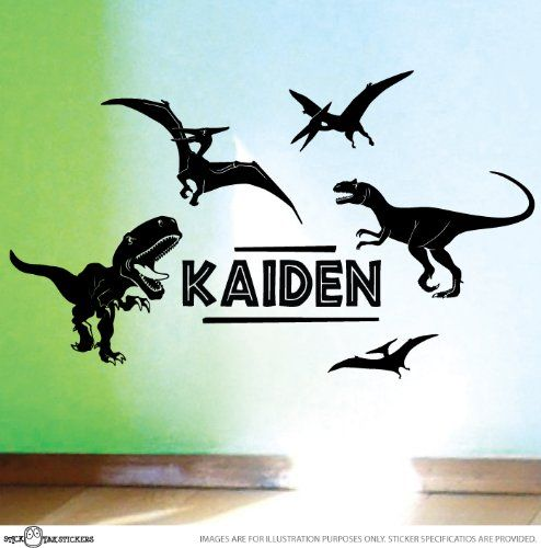 Best Ideas For The House Images On Pinterest Decal Murals And - Custom vinyl wall decals dinosaur