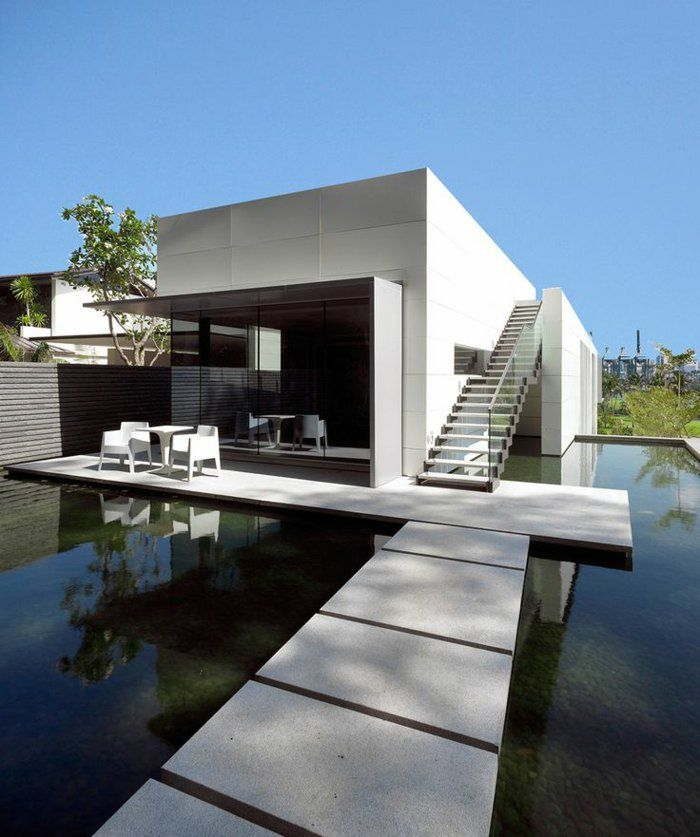 Bien-aimé Best 25+ Modern minimalist house ideas on Pinterest | Minimalist  YP27