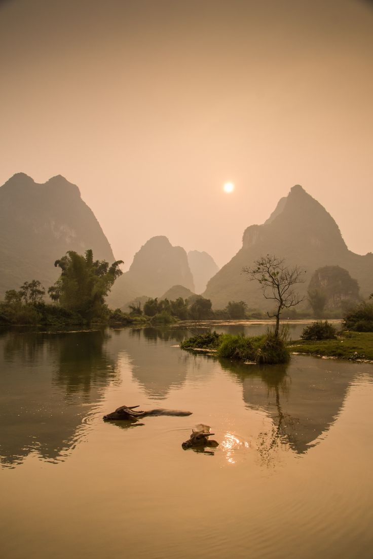 Guilin, China - Photography by Harbin King http://www.biobidet.com/
