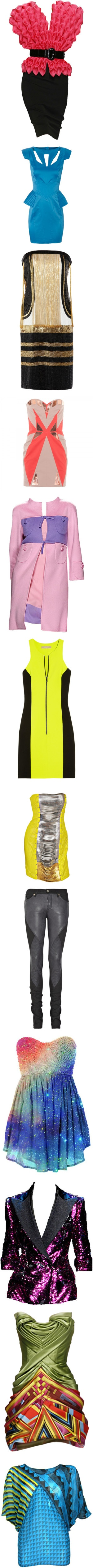 """""""capitol couture (ii)"""" by sashayed ❤ liked on Polyvore"""