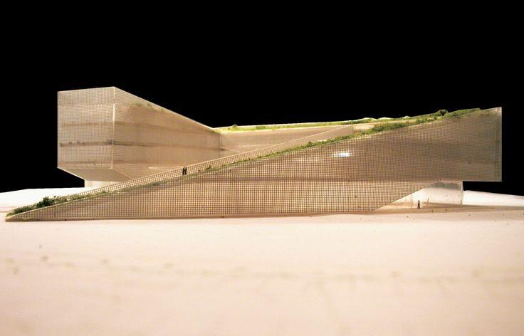 Mario cucinella architects hotel pinterest for Cucinella architects