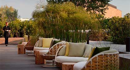 GOCO Spa Venice - Spa Garden