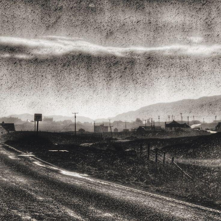 photohebrides: meteorites and memory, Lochmaddy