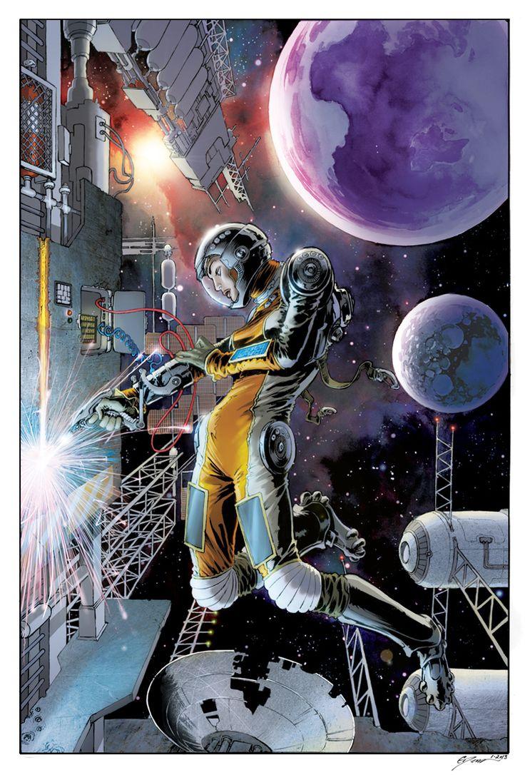 space suit tencales - photo #12
