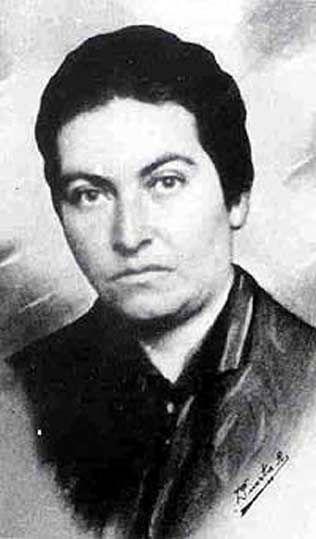 Lucila Godoy Alcayaga