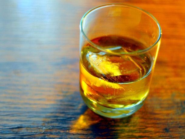 Rusty Nail   Serious Eats : Recipes #cocktail #scotch #drambuie