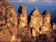 Three Sisters, Blue Mountains, near Sydney