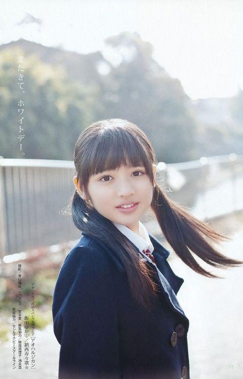 yoimachi:  鎮西寿々歌