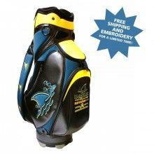 Landshark Golf Bag Love And Want Parrot Heads Unite