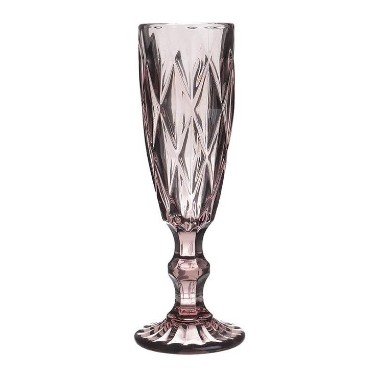 Champagne Glass Set Of 6 Pieces - inart