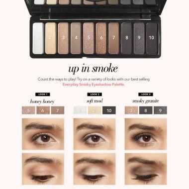 Everyday Smoky Eyeshadow Palette Everyday Smoky