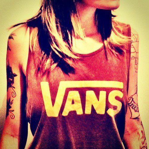 vans....we are a vans family