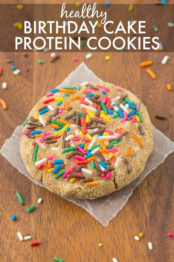 Lenny And Larry Birthday Cake Cookie Recipe