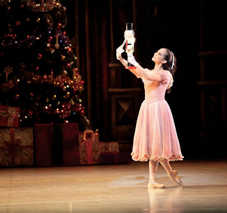 The Nutcracker. The Christmas season is not complete if I don't get to see this ballet.
