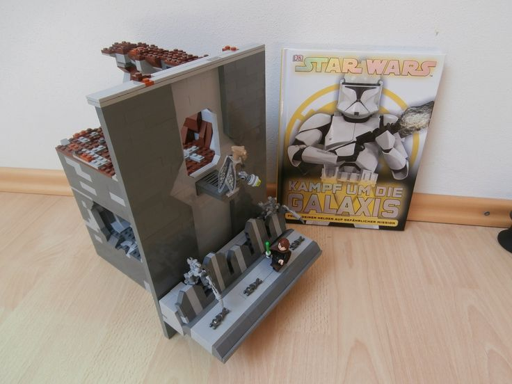 314 best images about lego starwars moc on pinterest - Lego star wars base droide ...