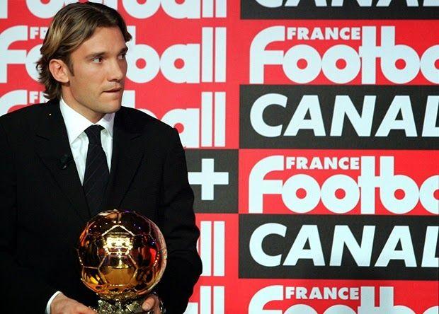 FUTBOL PASION : Los 10 ganadores del Balón de Oro más polémicos