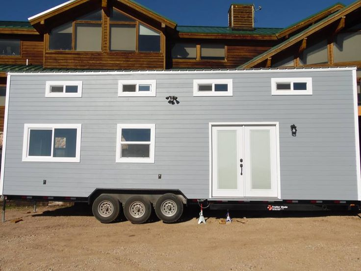15 best 8x32 Park City Tiny House Made By Tiny House Builder