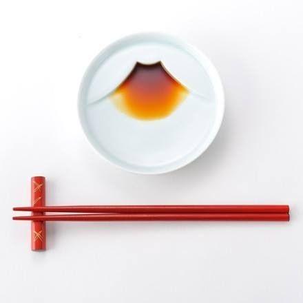 Sorarine/ Fuji-San Soy-Sauce (富士皿)/ http://www2.ocn.ne.jp/~sorarine/index.html