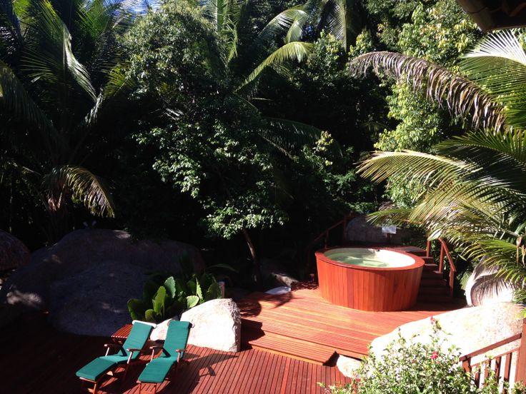Silhouette spa, Hilton Seychelles, Labriz Resort & Spa