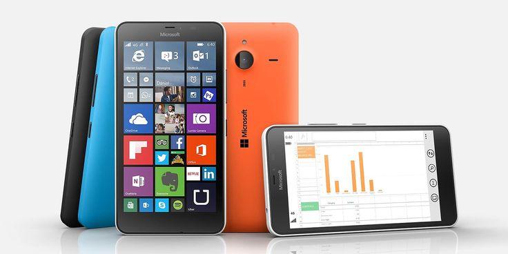 Smartphones para o mercado empresarial vai ser o foco da Microsoft