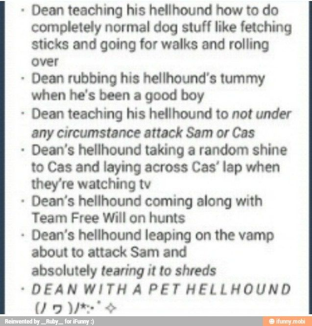 But will the writers do it?? We won't know until October, lol. Btw, please check out my new Demon!Dean board :)