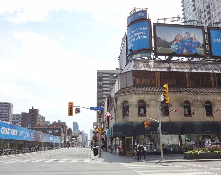 1 Bloor St. West, Downtown Toronto 2012