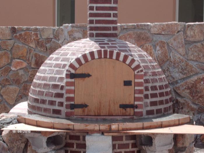 Best 25 asadores ladrillo ideas on pinterest asadores de ladrillos casas de ladrillo and - Chimeneas de barro ...