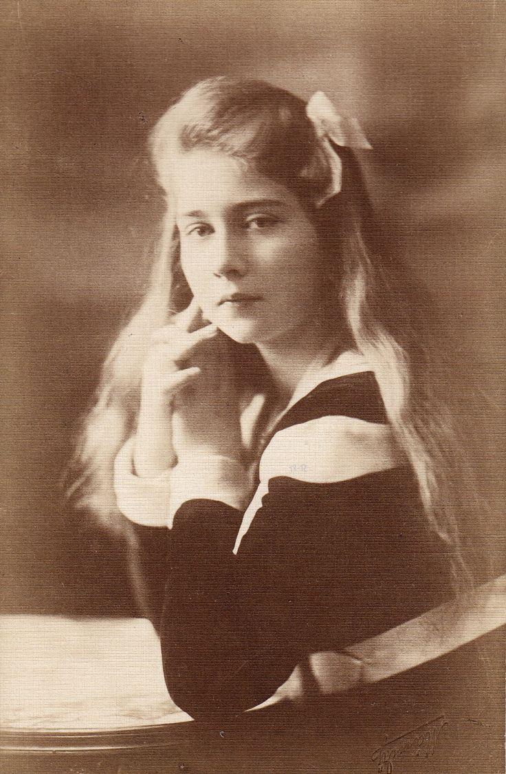 Princess Mignon of Romania - around 1900 ANTIQUE-ROYALS - Tumblr