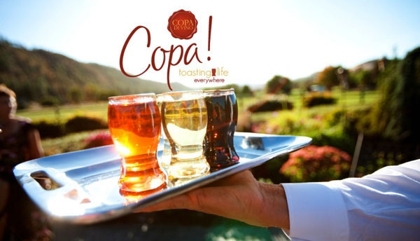 Copa Di Vino, or wine by the glass, is the brilliantly simple idea of bottling premium wine directly into a glass.
