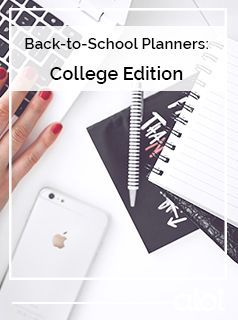 The best back-to-school planners for the 2015-2016 school year.