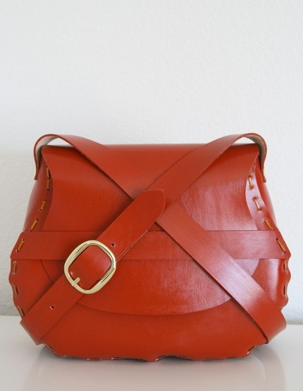 Handmade Leather Bags: by Que Jimenez