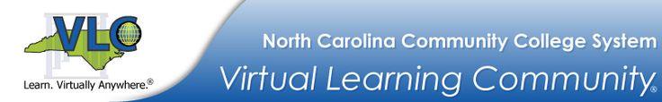 North Carolina Community College System Virtual Learning Community