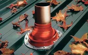 Pipe Boot Express Pipe Boots Amp Flashings For Metal Roofs