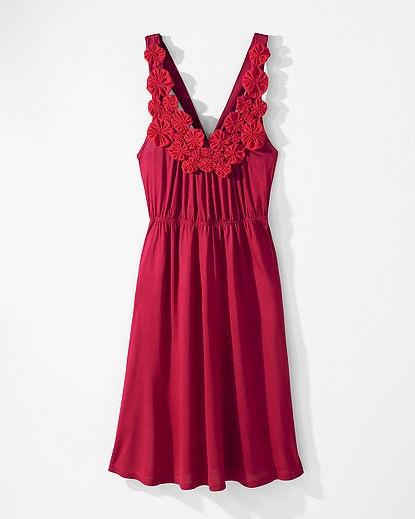 Newport News Raspberry dress