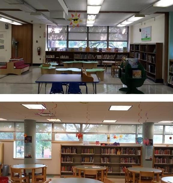New York Library Installation Of Solar Roller Shades By Budget Blinds Commercial Solutions Yonkers Ny Bbcommercialsolutions In 2018 Pinterest
