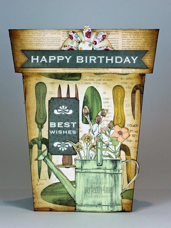 Sheds, pop-up bouquet and gardening gifts – it's The Potting Shed Collection! – Craftwork Cards Blog