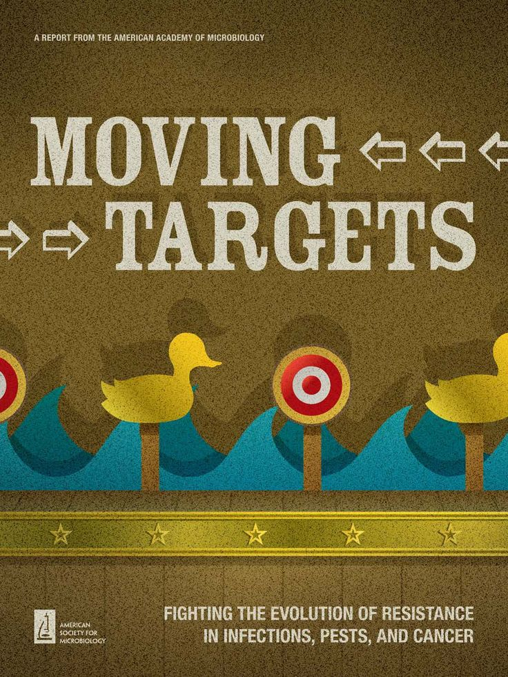 """Moving targets: Fighting resistance in infections, pests, and cancer."""