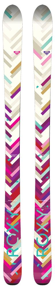 Roxy Skis Dreamcatcher 75 + Xpress 11