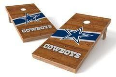 Dallas Cowboys Single Cornhole Board - Logo