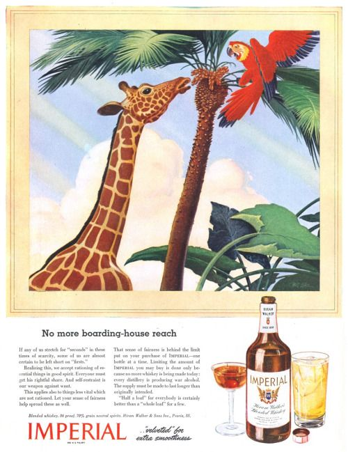 essays on vintage ads