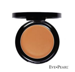 Eve Pearl Salmon Corrector $36  to wear before concealer/foundation to combat the ashy look