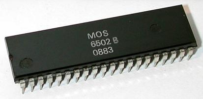 Um MOS 6502