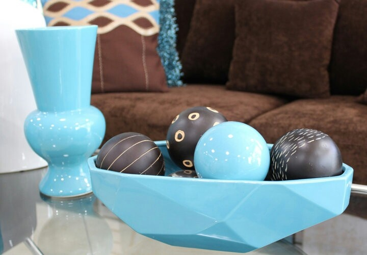 Decora Home turquoise | Decorating tips | Pinterest