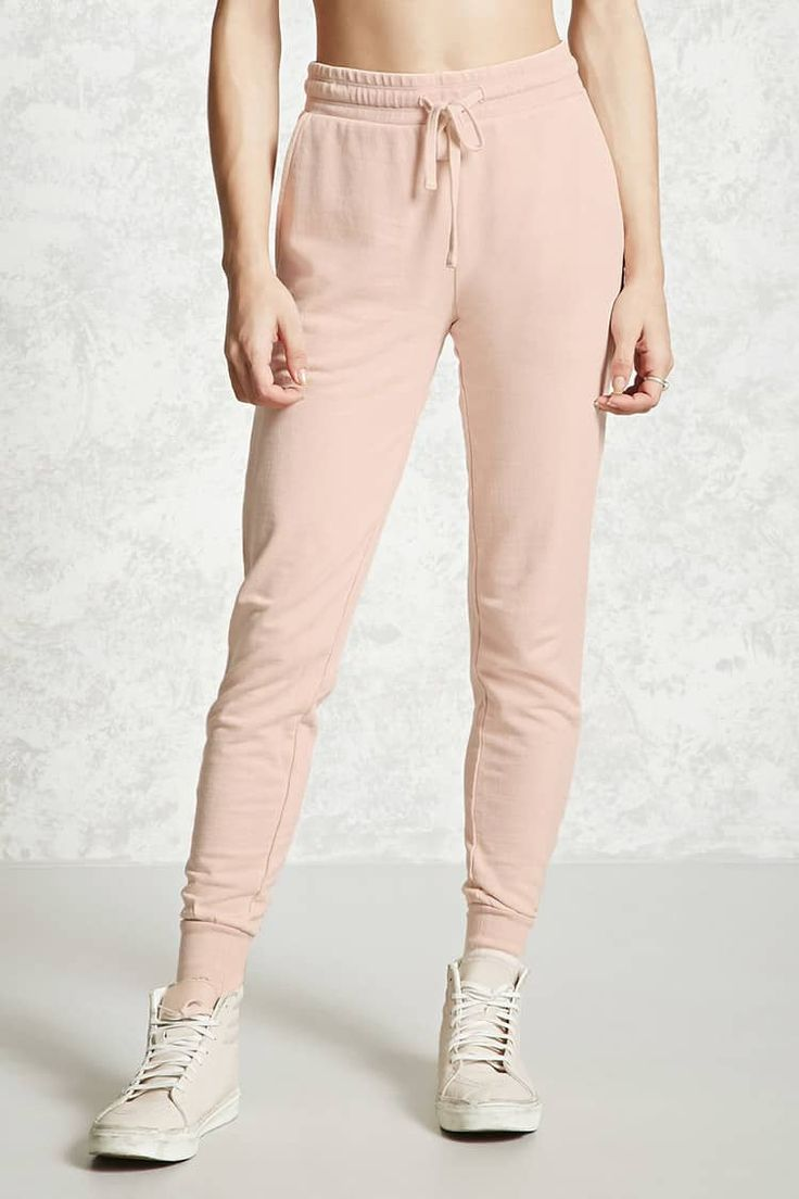 J2017  French Terry Drawstring Joggers